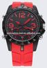 2014 best selling dual display quartz watch , luxury watch women