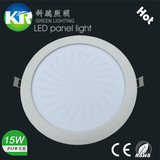 High Lumen SMD2835 3014 Meanwell power Dimmable Led Round Panel Light