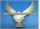 high quality custom logo metal trophy