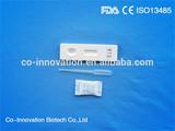 CE&FDA 510K DOA-Drug of Abuse Test(MTD) cassete 4.0mm