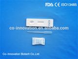 CE&FDA 510K DOA- Drug of Abuse Test kit(MDMA) cassete 4.0mm