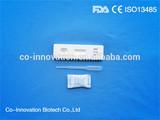 CE&FDA 510k DOA-Drug of Abuse Test(BZO) cassete 4.0mm