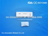 CE&FDA 510K Drug of Abuse(DOA) Test Kit(OPI) cassete 4.0mm