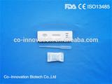 CE&FDA 510k Drug Test(BAR) cassete 4.0mm