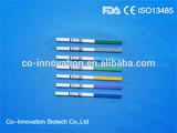 CE&FDA 510k DOA-Drug of Abuse Test Series (strip-3.5mm)