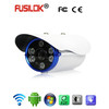 FUSILOK Outdoor Wireless/Wired IP Camera with 6mm Lens