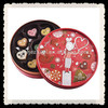 Chocolate strawberry boxes in payment asia alibaba China chocolate box packaging