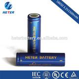 18650 3.2V 1500mAh LiFePO4 Rechargeable E-bike Battery