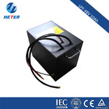 Solar energy rechargeable LiFePO4 12V 5Ah Battery Pack