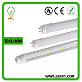 Smd 2835 t8 led tube 60cm 10W 3 years warranty tube10 led tube