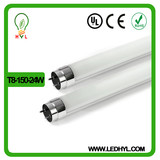 110lm/w office use t8 led tube Ce&Rohs certificate led t8 tube 5ft japan led light tube 24w