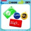Epoxy Finished NFC Keychain Tag