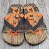 Hot Selling Printing Eva Summer Beach Slippers