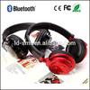 2014 new product wireless studio headphone
