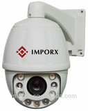 7inch full metal housing ip PTZ dome camera, high quality image, with 150m IR distance