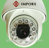High rotation zoom security camera PTZ Auto Tracking