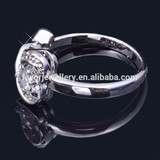 2014 new unusual silver rings for women