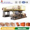 German KWS Technology brick making machine