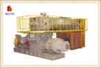 Hollow Brick Making machine in German KWS Technology