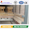 Electric clay brick kiln in automatic clay brick manufacturing plant