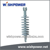 Composite suspension insulator