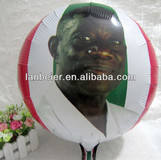 foil material photo printable balloons