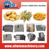 high quality frozen french fries machine potato processing line