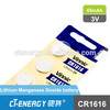 vinnic CR1616 3v dry battery button cell