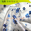 100 polyester satin shrits fabric garment fabric ladys' fabric