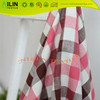 100% cotton fabric yarn dyed checked for shirts