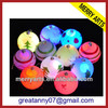 china wholesale outdoor christmas lighted ball led balls ornaments bulk for christmas tree decoration