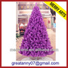 12ft (360CM) outdoor colorful artificial pine needles christmas tree china wholesale