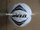 Machine sew soccer ball, customd design