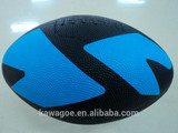 Rubber Rugby ball, custom design and logo
