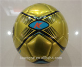 Indoor soccer ball-training quality