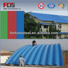 China trade goods colorful prepainted roof sheets price per sheet