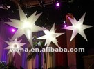 2012 new led inflatable star for party decoration