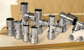 Multilayer pipe / Plastic pipe use brass fittings