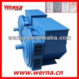 12KW three Phase 2 pole brushless alternator generator