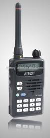 Portable radio transceiver TK-750/760A 4/5W 1300mAh battery capacity