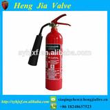 3kg CO2 fire extinguisher