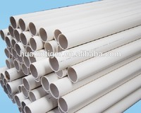 Tiger brand PVC rigid drainage pipe and fittings, tee, elbow