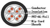 Lan Cable, CAT5-4P-PVC F/UTP 4*2*0.5