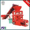 QTJ 4-26 Best Concrete Hollow Block Machine,Best Concrete Interlocking Paving Brick Machinery