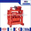 QTJ 4-40 Best Hollow Brick Machine On Sale,Best Hollow Brick Machine In Brazil