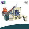 Complete production line QT4-15C automatic brick field machinery