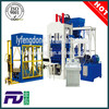 Machine equipment QT10-15 automatic fly ash brick making machine