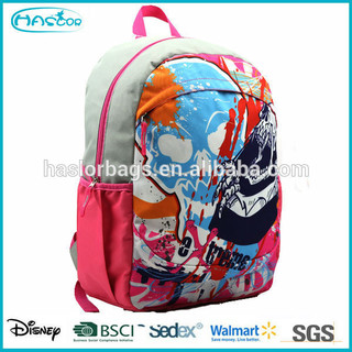2015 popular colorful pattern backpack