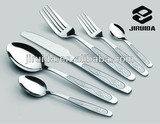China simple delicate stainless steel flatware