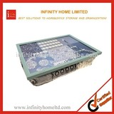 China Supplier Cushioned Antique Serving Tray